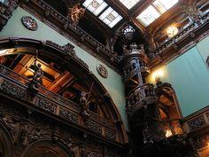 Castelul Peles Interior Biblioteca images