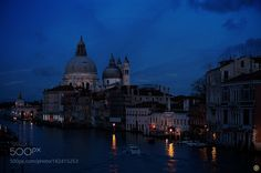 A Tribute to Inferno: Romantic Night in Venice... by congabatalex #landscape #travel