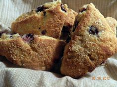 Blueberry Scones Recipe | Just A Pinch Recipes