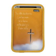 Rejoice In The Day Sleeve Cover iPad Mini Sleeve