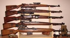 some k98 sniper and G43 - Wehrmacht-Awards.com Militaria Forums