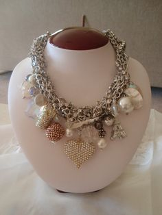 Hey, I found this really awesome Etsy listing at https://www.etsy.com/listing/94589737/elegant-charm-necklace