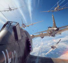 Sturmfliegel, by Piotr Forkasiewicz (Fw 190 vs B-17)