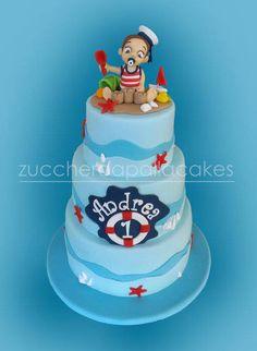 Popeyre The Sailor Man Cake By Annacupcakes CakesDecor