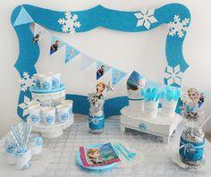 frozen decoracion - Buscar con Google