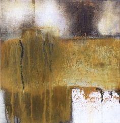 Urban marks no 22 by Tonie Rigby, acrylic on 12 inch box.