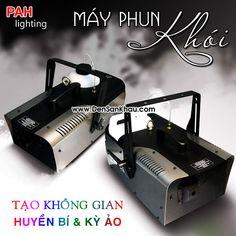 Trong một buổi diễn hay một sự kiện nào đó thì máy phun khói được sử dụng để tô điểm lên vẻ huyền bí. Làm tăng thêm hiệu ứng và độ rõ của các tia sáng do các loại đèn moving head và đèn scanner tạo ra. Xem chi tiết: http://www.pah.vn/may-phun/may-tao-khoi.html