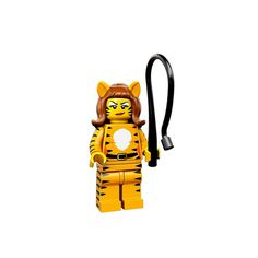 LEGO Minifigures Serie 14 - Tiger Woman #LEGO #LEGOMinifigures #LEGOMinifigure #LEGOMinifig #LEGOMinifigs #Minifigures #Minifigure #Minifig #Minifigs #Horror #Zombies #Monsters #Zombie #Monster
