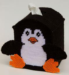 Penguin Tissue Topper