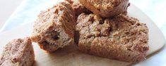 Rozijnenbroodjes met kaneel (glutenvrij)