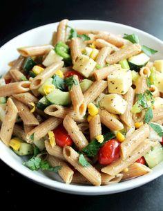 Veggie Italian Pasta Salad