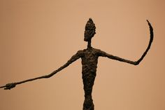 Alberto Giacometti, Man Pointing