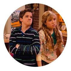 Icarly, Nathan Kress, Jennette Mccurdy, Tv, Ships, Boats, Television Set, Television