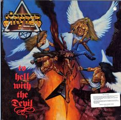 stryper- to hell with the devil