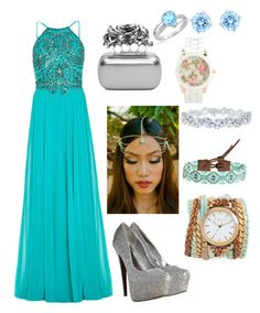 My dream Prom!! by breezypeach on Polyvore featuring polyvore, beauty, Sara Designs, Aéropostale, Chan Luu, Harry Winston, Swarovski and Alexander McQueen
