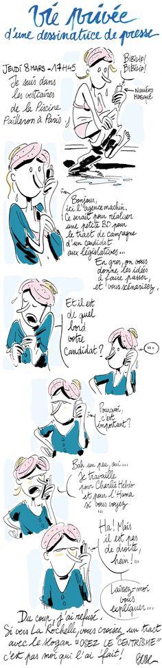 Charlie Hebdo - Camille Besse