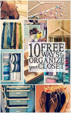 It's Day 12 of the 31 Days of Living Well & Spending Zero Challenge!  Today we are going to tackle our closet and pare down our wardrobe to only the pieces that we truly LOVE! Sometimes less really is more--I promise!  Don't miss today's post for tons of helpful tips, plus another cute printable checklist and 10 awesome FREE ideas for organizing your closet!