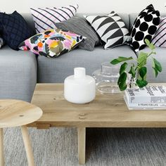 Ming and Urna vases by Carina Seth-Andersson for Marimekko