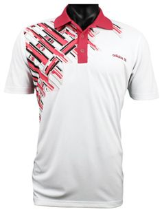 Now @ Golf Locker: Men's Short Sleeve Golf Shirts Polo Shirt Design, Polo Design, Adidas Fashion, Golf Fashion, Polo T Shirts, Golf Shirts, Badminton Pictures, Golf Apparel, Golf Outfit
