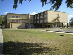 Basic Training Dorms, @ Lackland AFB, SanAntonio, TX  that was 1976 when I was there, wonder if they still use them?