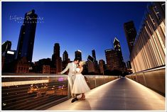 Modern Wing Art Institute Reception | Chicago Wedding Venues