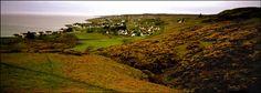 Ian Berry Europe. Scotland. Wester Ross. Gairloch. The village of Gairloch on Loch Gairloch on the west coast.