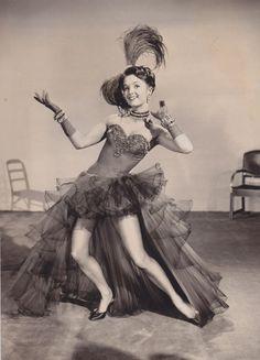 """Debbie Reynolds, 1953, """"I Love Melvin""""."""