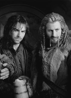 Is no one going to talk about the fact that these 2 are basically the Dwarf version of Thor & Loki? No one?