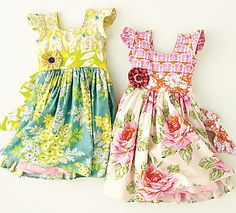 This is my inspiration for Lorelai's Easter dress this year.