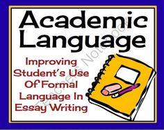 Language Register - Formal, Informal, and Neutral