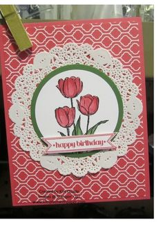 Stampin Up Blessed Easter Stamp set from the 2014 Occasions Catalog