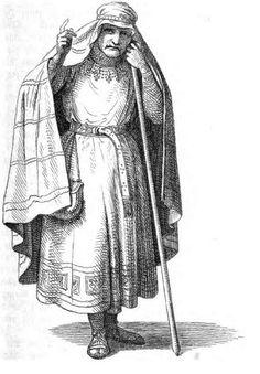 Völva. Constantin Hansen (1804-1880)