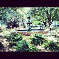 Lafayette Square - Savannah, GA
