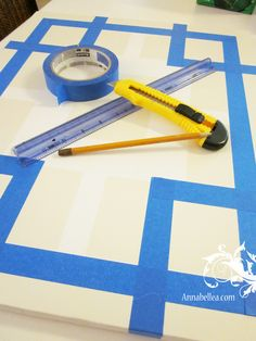 -painted-canvas-diy- which may be a great pattern for curtains...