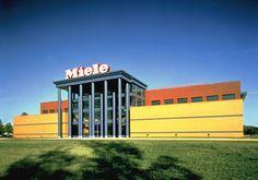 Meile Americas Headquarters, Michael Graves 2002- Princeton, NJ