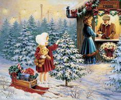 Just My Size by Dona Gelsinger ~ Christmas Classics