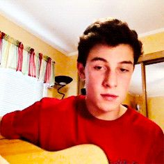 Shawn Mendes' smile :)