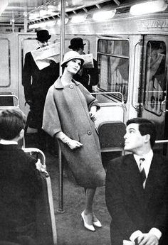 Magdorable  Jardin des Modes 1958