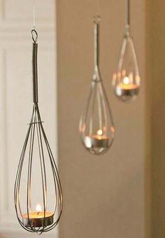 8x DIY verlichting | hemelsblauw