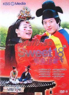 Sweet 18 Korean Drama Movies, Korean Dramas, Kdrama, 18th, Asian, Sweet, Movie Posters, Film Poster, Popcorn Posters