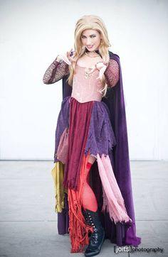 Hocus Pocus. /Costumes:Castle Corsetry