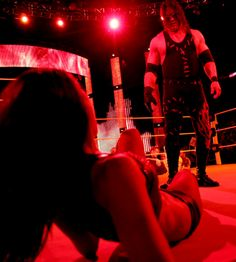Brie and Kane www diva -  #big red monster,  #wwe