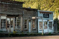 Virginia City, MT - loved this place as a child. Great place to take your kids. Feels like going back in time.