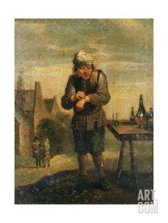 Touch, C.1800P by David Teniers