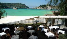 Ran de Mar Restaurant, Port de Soller exterior