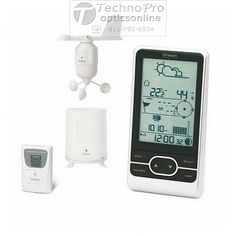 WMR86 Backyard Pro Wireless Weather Station - Silver Oregon