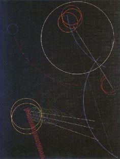 Alexander Rodchenko, Linear Composition, 1920.
