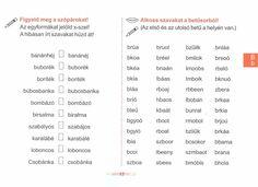 a mi utunk: feladatlapok b-d differenciálásra Word Search, Google