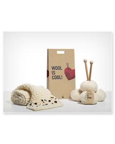 Un kit à tricoter