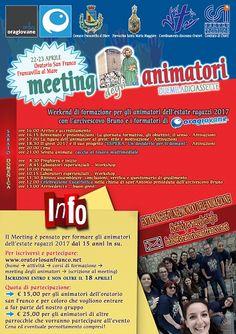 Meeting degli animatori allOratorio San Franco di Francavilla al Mare